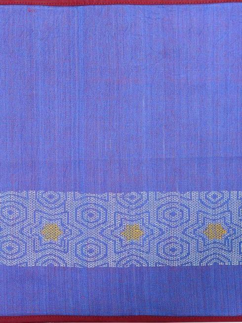 ArtEastri Furnishing Blue & Yellow Table Placemat