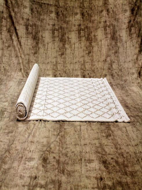 DVaaR Therapy Off White Mats