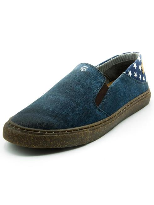 Greensole Men Blue Casual Shoes