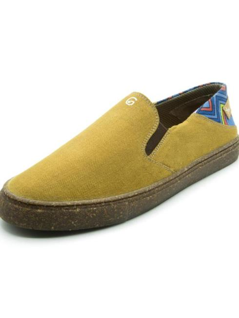 Greensole Men Yellow Casual Shoes