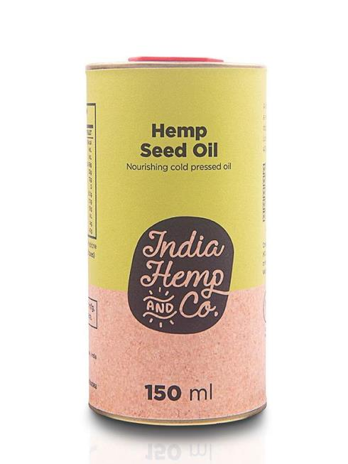 India Hemp and Co Kitchen Gold Herbs spices and oils