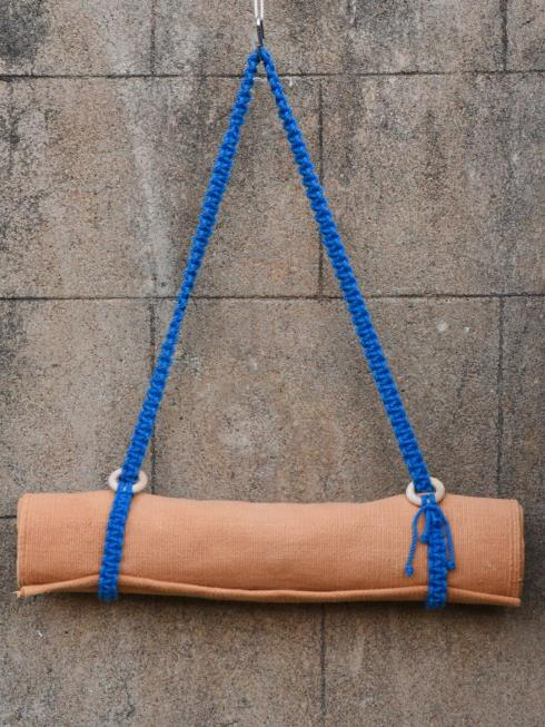 Indian Yards Therapy NavyBlue Yoga accessories