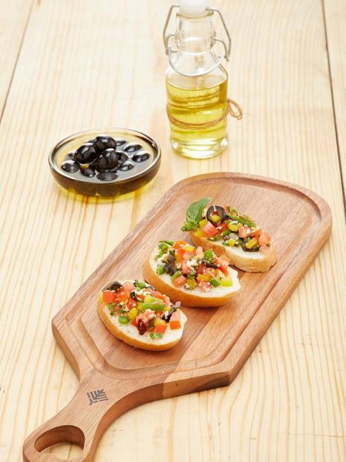 NATURALLY YOURS Dining Brown Serving Board