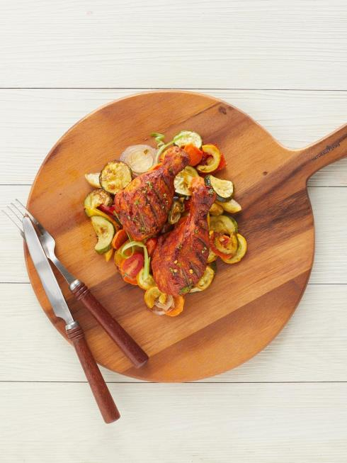 NATURALLY YOURS Dining Brown Tray