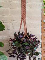 One O Eight Knots Decor Dusty Pink Plant Holders