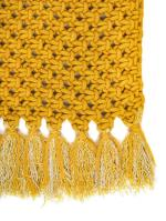 One O Eight Knots Furnishing Mustard Yellow Table Placemat