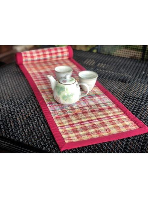 Rimagined Furnishing MultiColor Table Runner