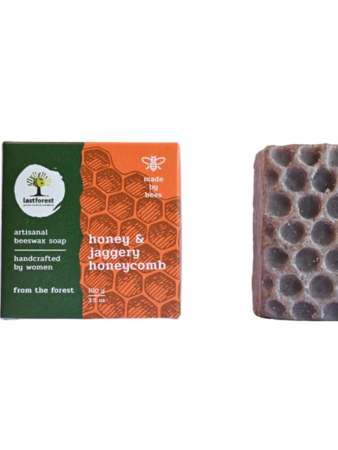 The Last Forest Conscious Beauty Natural Bathing Bar